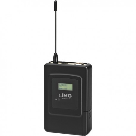 Trasmettitore Bodypack UHF - 1000 Canali PLL - TXS-606