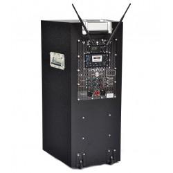 VORTEX - Diffusore Acustico a Batteria con Trolley - VERSIONE FULL