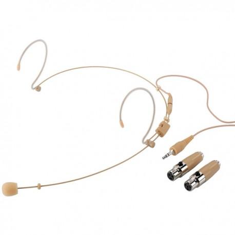 Microfono ad Archetto Color Carne HSE-150