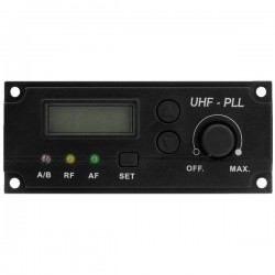 Modulo Ricevitore UHF 16 Frequenze UHF - Singolo Canale
