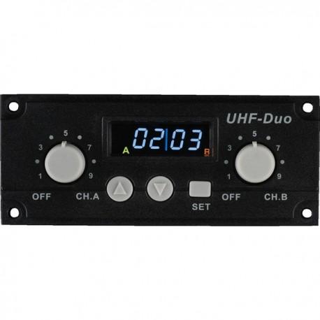 Modulo Ricevitore UHF 16 Frequenze UHF - Singolo Canale